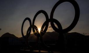 Corrupt Olympic Movement is breaking wind