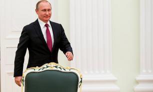 Western media to expose Putin's secret life