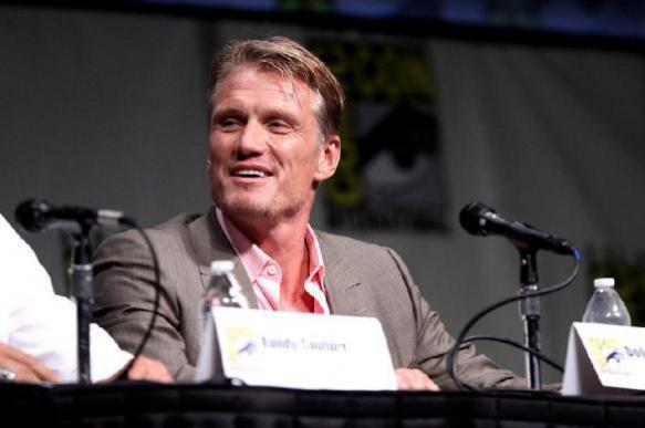 Dolph Lundgren: Russia is lucky to have cool president like Putin