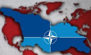 NATO to build prestrike staging base in Georgia