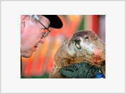 Punxsutawney Phil to tell whether spring comes early this year