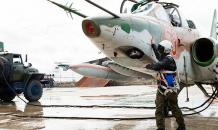 Russia retaliates for downed helicopter, strikes IS in Syria again