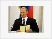 Putin insists on new scenario for Russia
