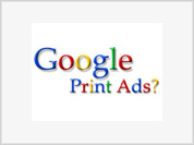 Google to give up selling print ads