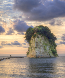 Most unusual and picturesque islands in the world