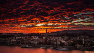 Photographer Mark Mervai has spent the last 5-years trying to capture perfect photos of Budapest. Mervai worked tirelessly to capture just the right photos at the most breathtaking times of day, during sunrise and sunset
