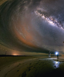 Milky Way in all its beauty