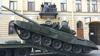 Russia gets ready for Victory Day
