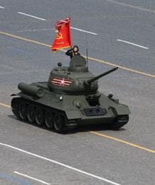Victory Parade 2016