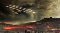 The first incident of the fall of a meteorite on Earth was reported in late XVIII century