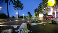 The death toll of the terrorist attack in Nice has climbed to 84 people, 18 remain in critical condition, after a truck smashed into a crowd of people. At night of July 14, a truck smashed into a crowd of people on the Promenade des Anglais in Nice as the people were celebrating the French national holiday, Bastille Day
