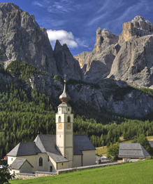 Italy: Alipine landscapes