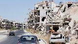 Annihilation of a humanitarian convoy in Aleppo shocked the West and the Arab world..