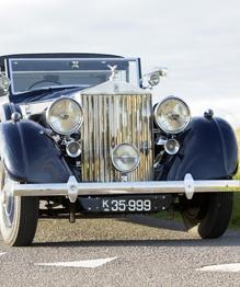 Evolution of Rolls-Royce