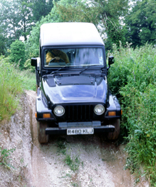 Offroad vehicles: Good choice for Russian winters