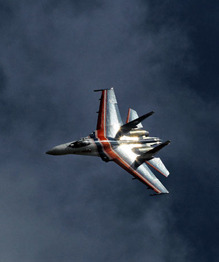Russian Knights mark 20th anniversary