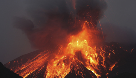 What can we expect from super volcanoes?
