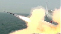 China s first aircraft carrier has conducted its first live-fire exercise. China said that its aircraft carrier, the Liaoning, was ready for combat action. The carrier, frigates and destroyers took part in the drills to simulate air interception, sea-based attacks, air defense and reconnaissance