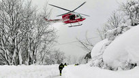 Avalanche in Italy: Hotel guests buried alive