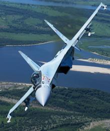 Su-35: Beauty in the sky