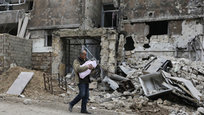 Fighting has ended in Aleppo, and now talk is beginning to turn to the question of how to rebuild Syria s largest city