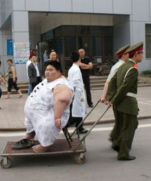 The danger of obesity