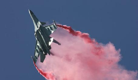 Sukhoi fighter jets