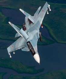Russia s military might