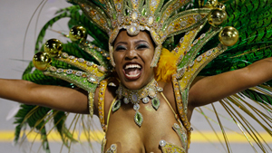 Revelers across Brazil began Carnival celebrations on Friday, taking to the streets to dance, drink beer and spirits. The annual Carnival celebrations come at a difficult time for many Brazilians.