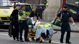 British police say five people died in the terror attack outside Parliament.