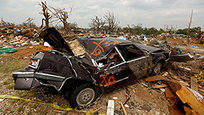 Dozens of tornadoes ambush USA