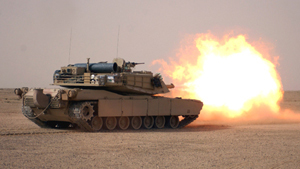 Abrams tank is named after General Creighton Abrams, former Army chief of staff and commander of United States military forces in the Vietnam War from 1968 to 1972