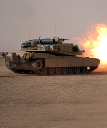Abrams tanks: Too old to be new
