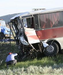 Seven killed in car crash in Dagestan