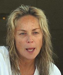 Good morning, Sharon Stone