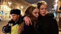 On April 4-6, St. Petersburg and all of Russia are mourning victims of explosions in the metro