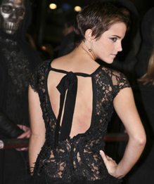 Emma Watson and her Brown