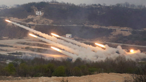South Korea and the USA have conducted live fire drills on the border with the DPRK. The drills were conducted to prevent Pyongyang s further moves to test its missiles. However, North Korean officials warned that the country would not remain silent to a possible preemptive strike