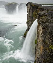 Pristine beauty of Iceland