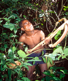 Pygmies: Unusually short