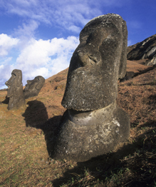 Easter Island: Eternally mysterious