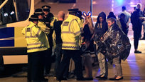 A powerful explosion occurred at Manchester Arena in the UK on May 22