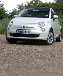 Fiat 500: A work of art, officially