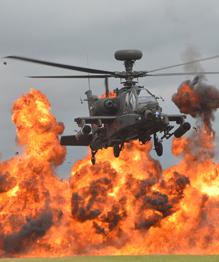 AH-64 Apache: Flying tank killer