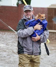 Harvey floods Texas