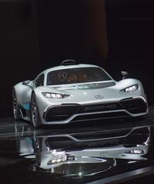 2017 Frankfurt Motor Show: The highlights