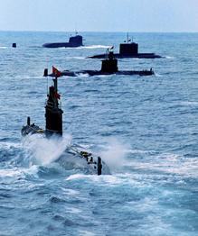 China s underwater power: PLANSF