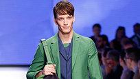 Salvatore Ferragamo Men Spring/Summer 2014 Show | Milan Men s Fashion Week MFW  All photos: Splash/All Over Press