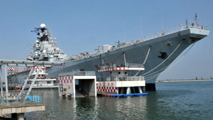 China has second aircraft carrier as luxury hotel