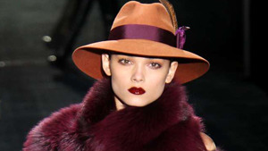 Fashion trends for autumn 2011